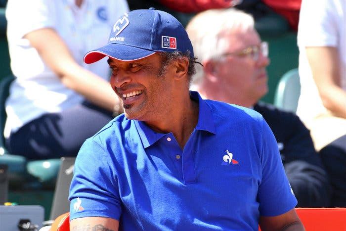 """Yannick Noah: """"Coppa Davis guai a toccarla. Non ci sono solo i soldi"""""""