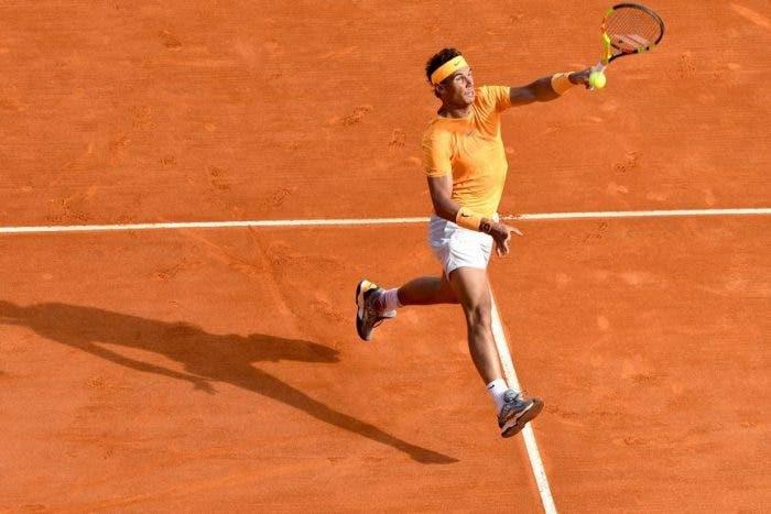 """Nadal: """"Non credevo avrei giocato così"""""""
