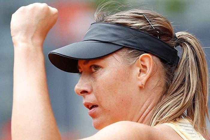 WTA Madrid: Sharapova ok, Wozniacki si salva. Pliskova resiste a Vika