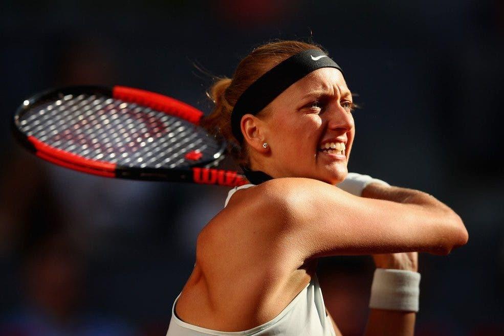 WTA Madrid: Kvitova non si ferma e vince il derby, finale con Bertens
