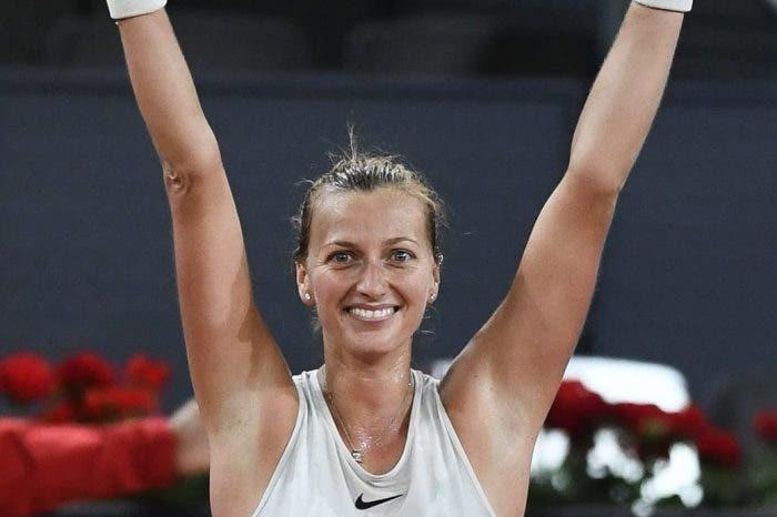 WTA Ranking: Kvitova sale al n.8, Bertens al 15