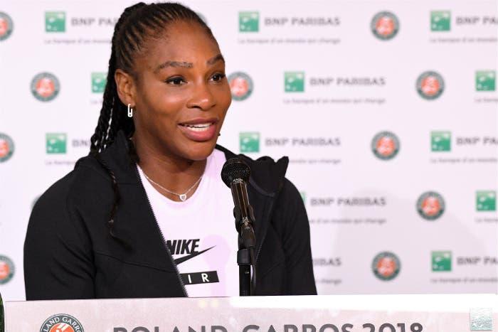 Roland Garros: Serena Williams si ritira, Wimbledon a rischio