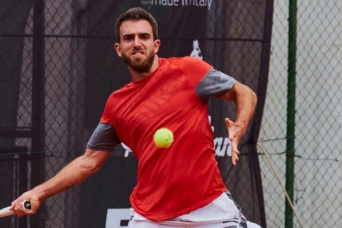 ITF Bergamo: cinque azzurri nei quarti di finale