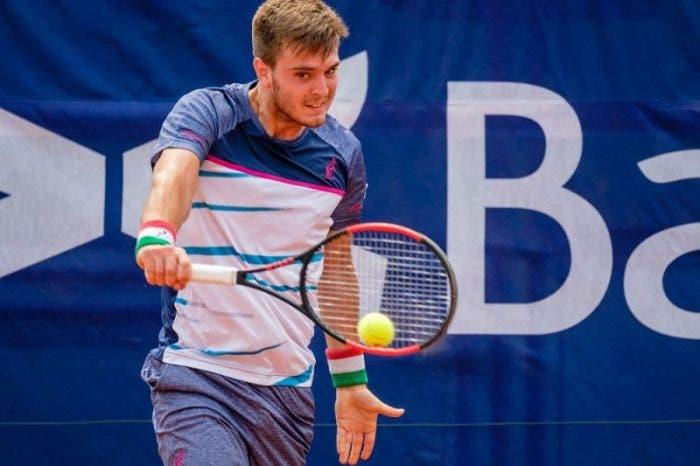 ITF Bergamo: Fonio picchia duro e vince il baby derby