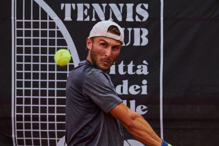 """ITF Bergamo: Gregorio Lulli dalla """"Serie C"""" al ranking ATP"""