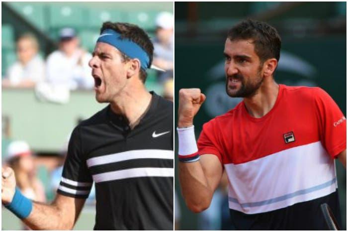 Roland Garros, Del Potro vs Cilic: dove eravamo rimasti?