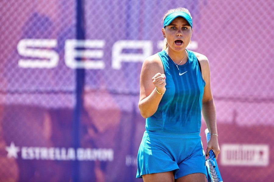 WTA Maiorca: Sevastova si salva, Kenin sorprende Garcia