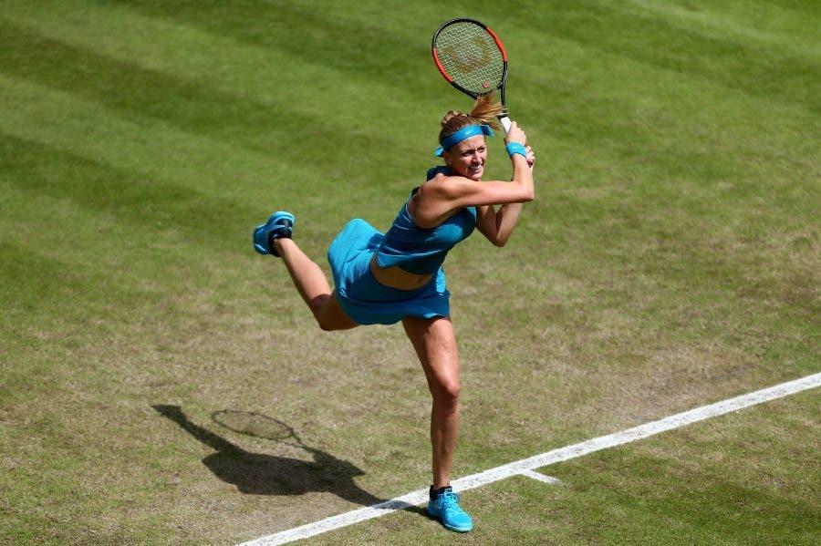 WTA Birmingham: Strycova fa fuori Muguruza. Bene Kvitova