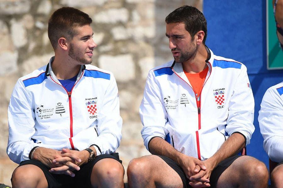 Tennis e calcio, il sogno croato di mezza estate