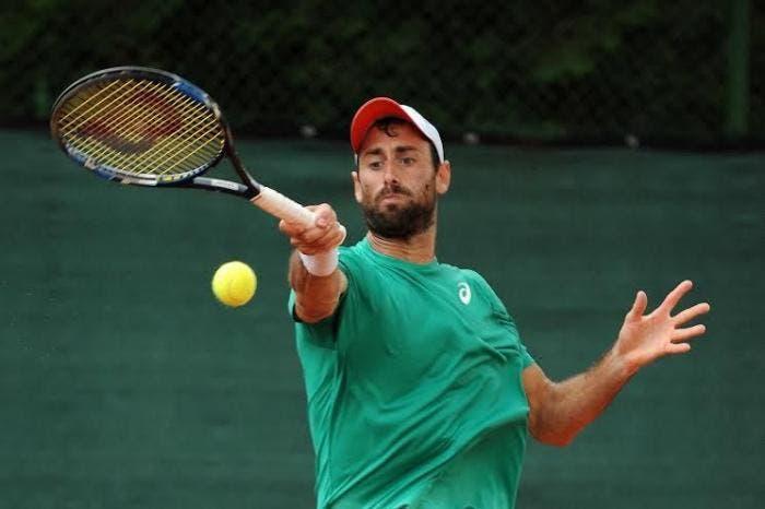 ATP Stoccarda: Viola eliminato, Shapovalov battuto dalla pioggia