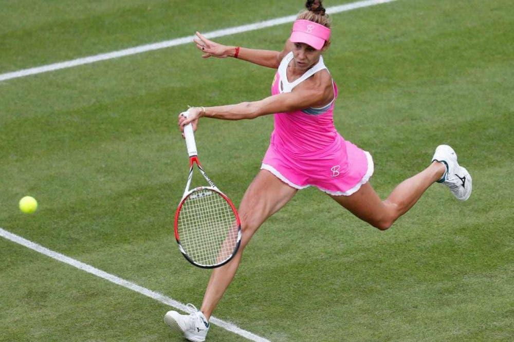 WTA Birmingham: tre fioretti per fermare Kvitova