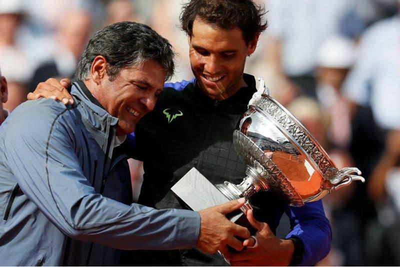 """Parla zio Toni: """"Rafa può vincere di nuovo a Wimbledon"""""""