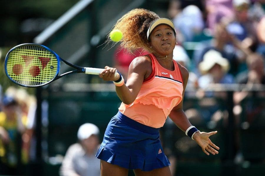 WTA Nottingham: Osaka va, ora Buzarnescu nei quarti. KO Rybarikova
