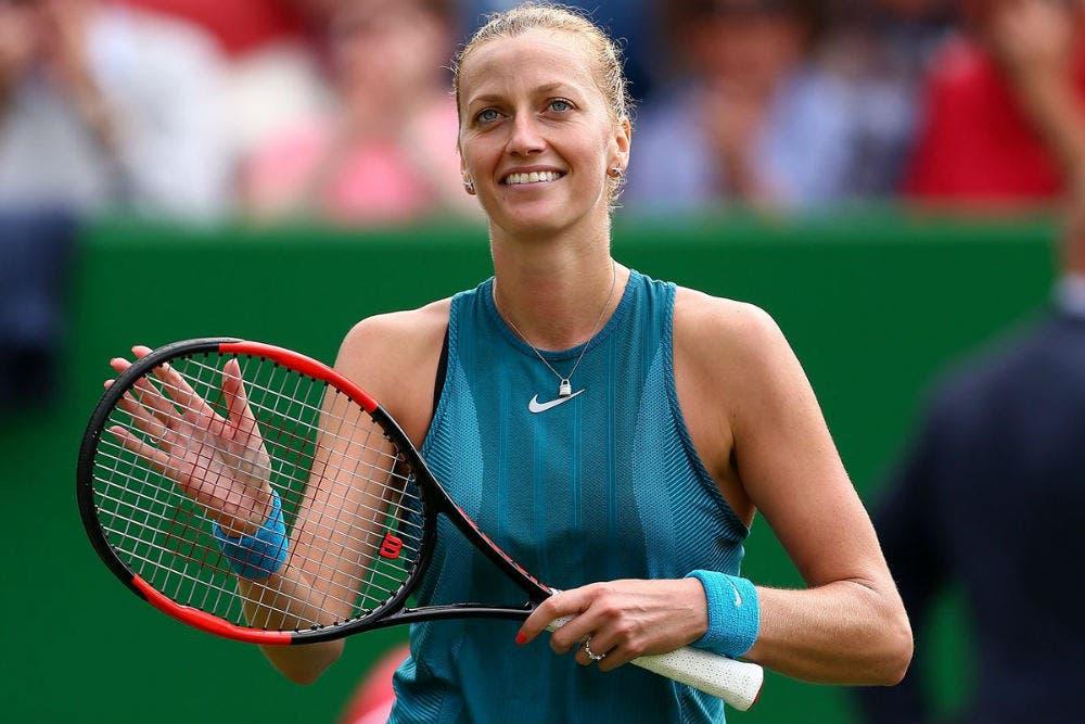 WTA Ranking: Kvitova consolida il n.8 e sale al n.2 della RACE