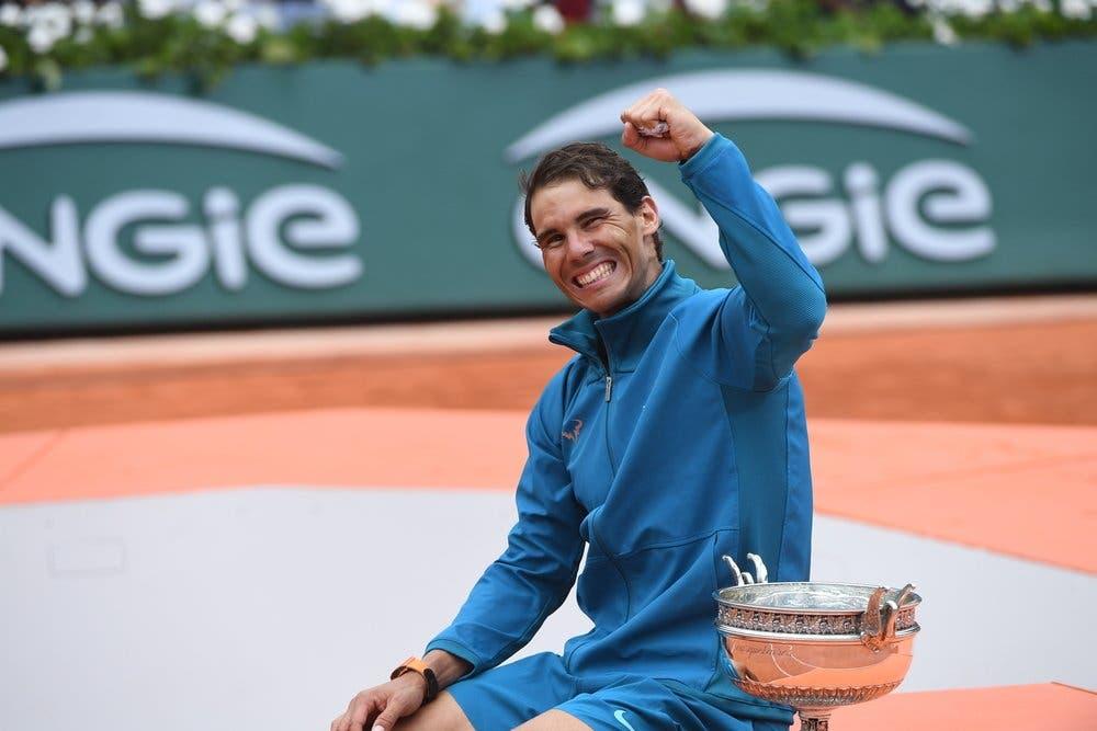 """Nadal si nasconde: """"Non mi interessa il record di Slam di Federer"""""""