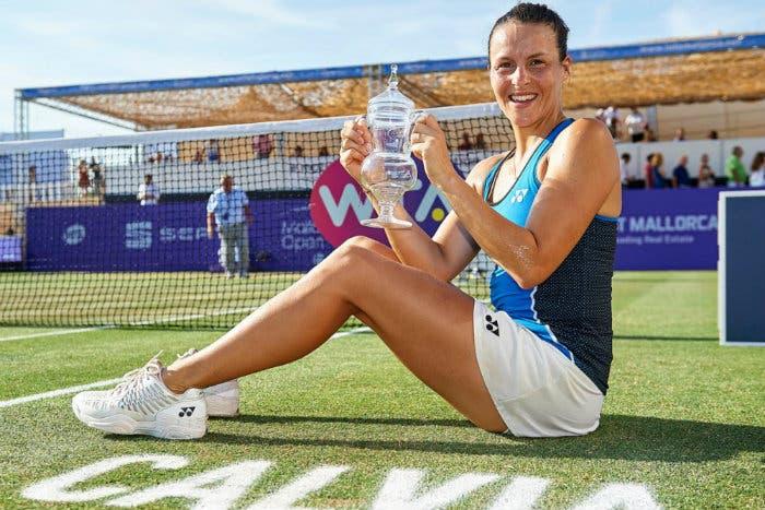 Maria corona il sogno a Maiorca: primo titolo a quasi 31 anni
