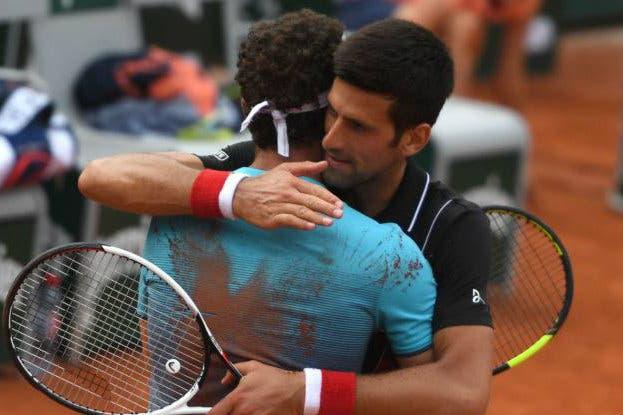 Da Parigi a Shanghai: Cecchinato concede la rivincita a Djokovic