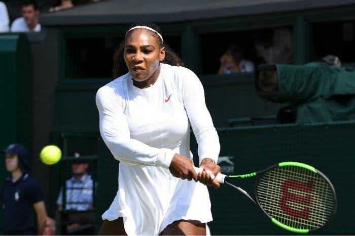 Serena Williams senza tempo, decima finale a Wimbledon