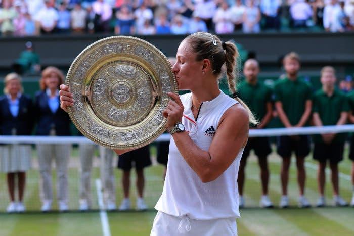 WTA Ranking: sorridono Kerber e Serena. Giorgi vicina alla top 30