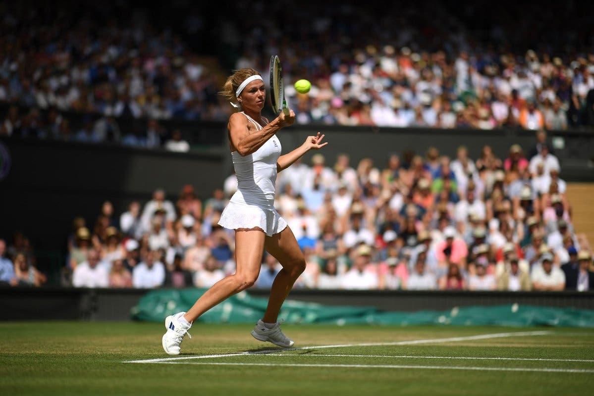 Wimbledon: un set non basta al sogno di Giorgi, in semi ci va Serena