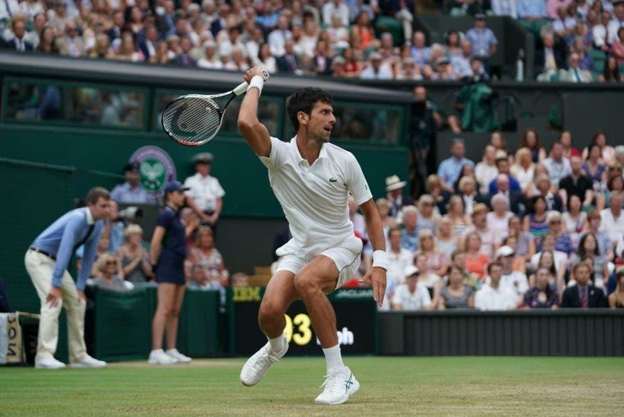 Djokovic torna grande a Wimbledon, Nadal si inchina al quinto set
