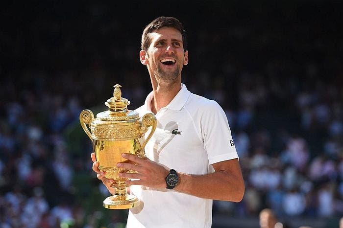 Djokovic rinasce a Wimbledon