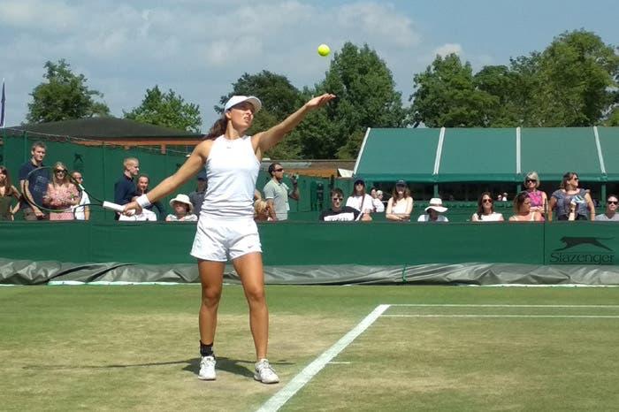 Wimbledon junior: la cronaca delle semifinali femminili