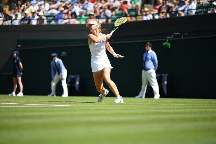 Wimbledon per terraiole?