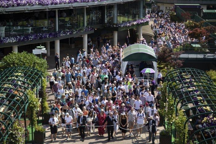 The Queue, la leggenda di Wimbledon che inizia fuori dai cancelli
