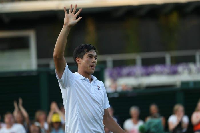 Mackenzie McDonald: Wimbledon, I'm loving it