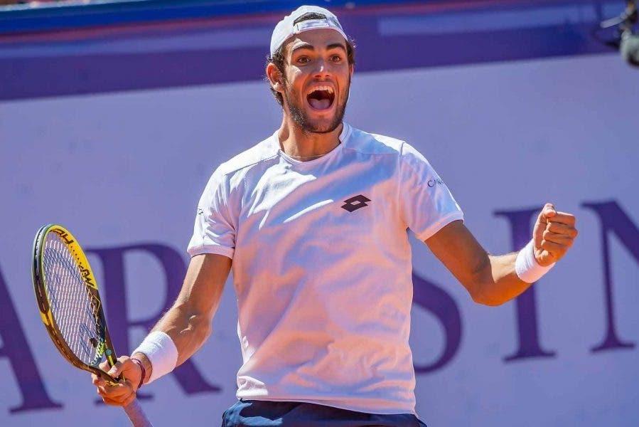 ATP Ranking: la crescita di Matteo Berrettini, ora a ridosso della top 50