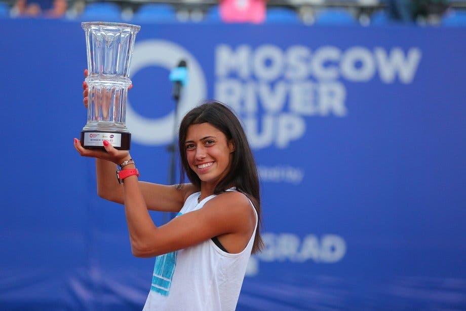 WTA Ranking: Danilovic +75 posti, Wang vicina alla top 50