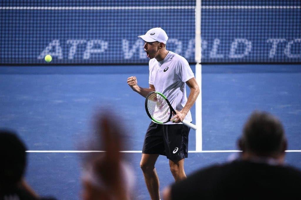 ATP Ranking: Fognini guadagna una posizione, attacco NextGen