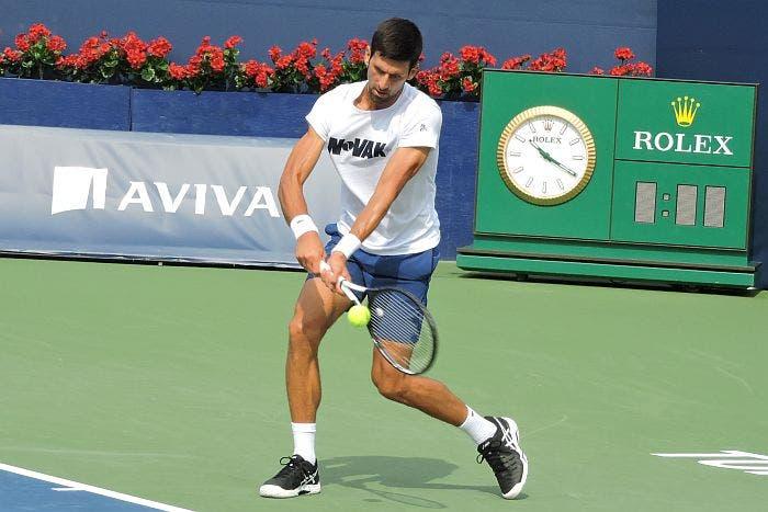 Toronto, spunti tecnici: Djokovic sorride, tennis e prestazioni arriveranno
