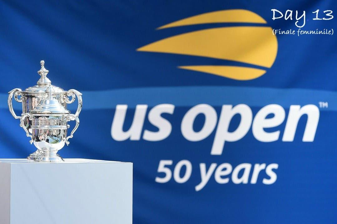 US Open LIVE: la finale maschile, del Potro vs Djokovic