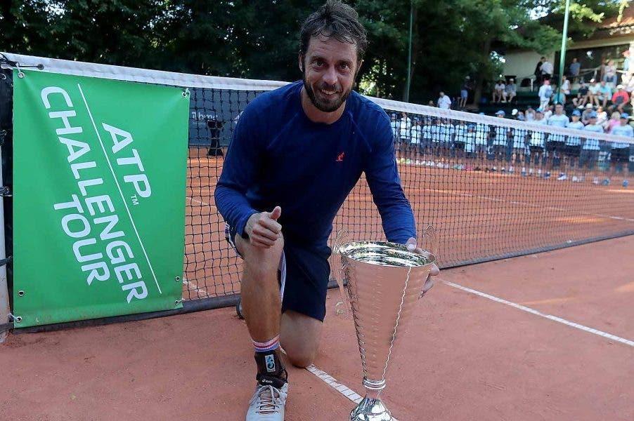 Mondo Challenger: a Sopot ventesimo titolo per Paolo Lorenzi