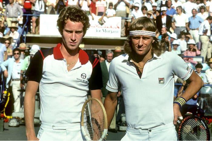 50 anni di US Open, i campioni del passato: 1980-83