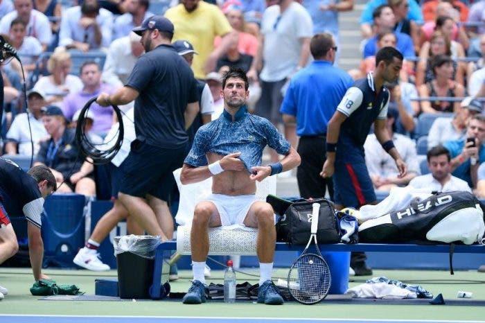 US Open: il vero vincitore è il caldo