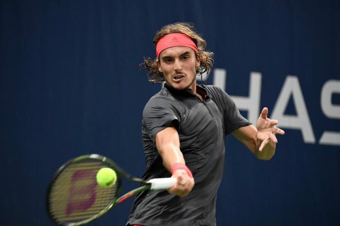 """US Open: parole, parole, parole. Tsitsipas: """"Chi vincerà il torneo? Credo Nadal"""""""