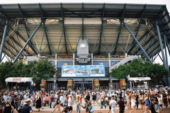 US Open, alla scoperta delle telecamere-robot