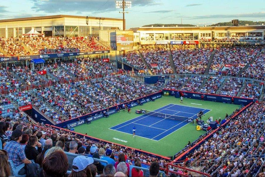 TV e Rete: in Canada parte il mese più caldo del tennis