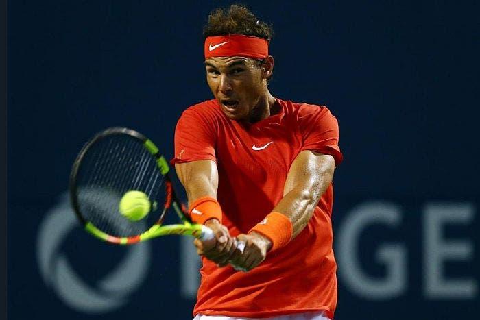 Toronto: vince un super Nadal, ma Wawrinka c'è. Haase spegne Shapo