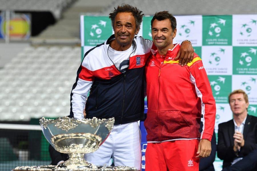 TV e Rete: le semifinali di Coppa Davis su Supertennis