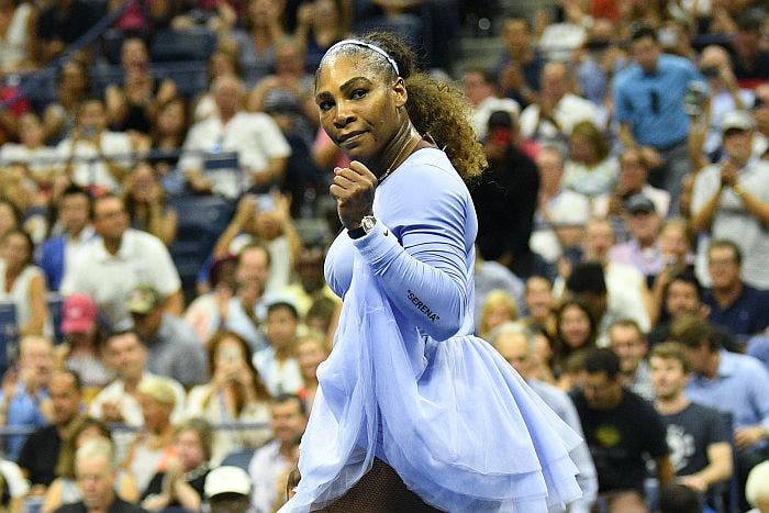 US Open: Serena non è giocabile, trentunesima finale Slam in carriera
