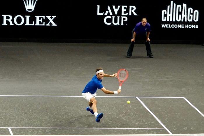 Laver Cup, come un anno fa: Federer salva l'Europa dalla sconfitta