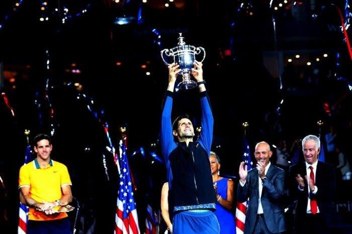 Nei dintorni di Djokovic a New York: Welcome back, Nole