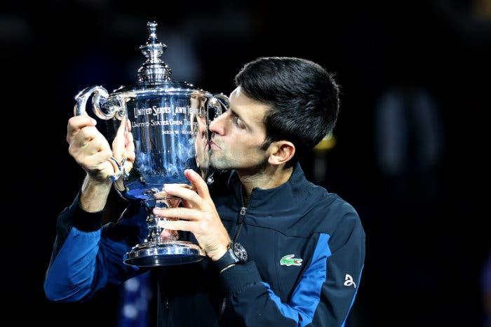 """Djokovic: """"Svolta dopo Cecchinato. Federer e Nadal per andare oltre i limiti"""""""