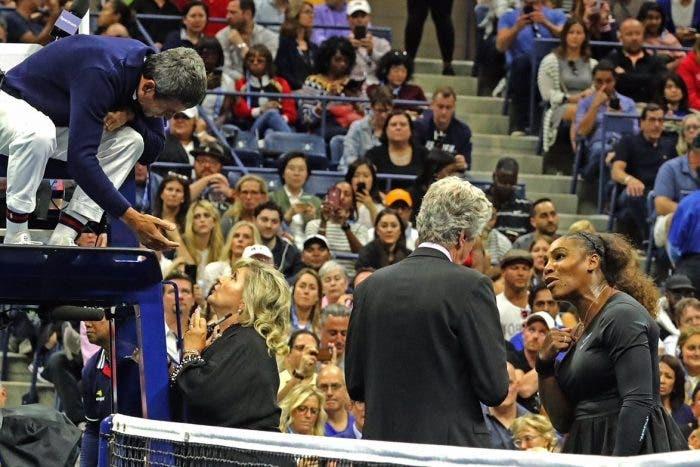"US Open, ITF: ""Ramos ha agito secondo le regole"""