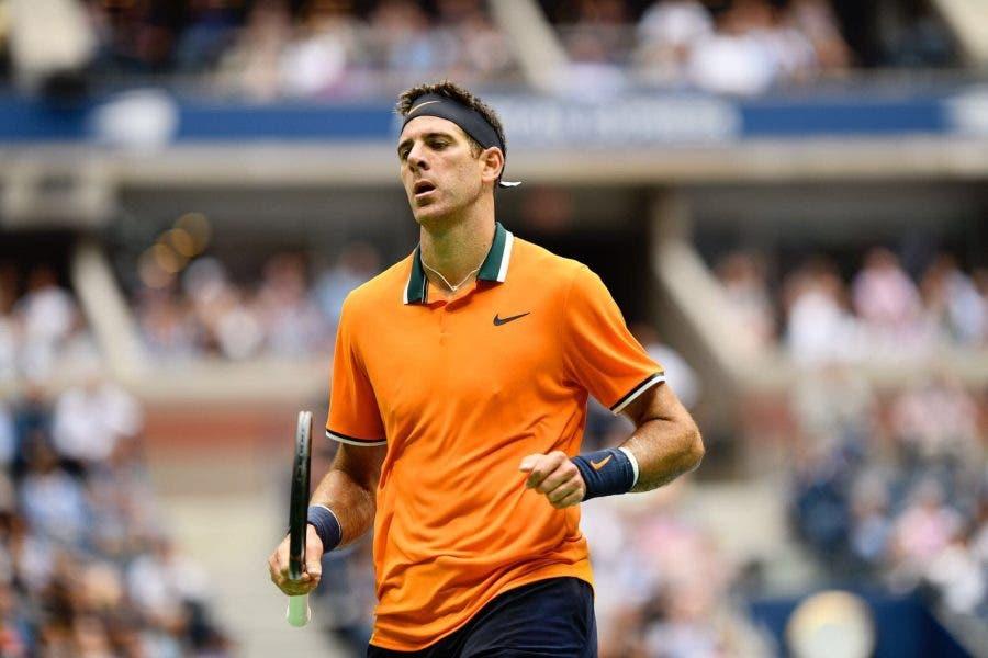 US Open: Del Potro, finale dopo 9 anni. Nadal, 2 set e ritiro