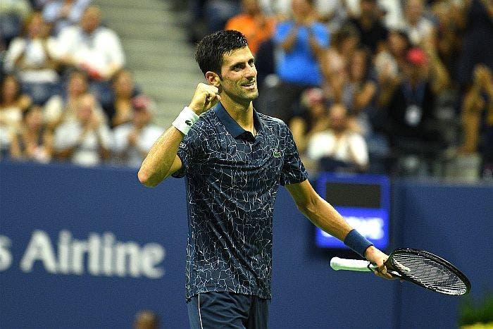 Djokovic, 11esima semifinale allo US Open. Fine del sogno Millman